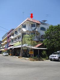 ตึกแถวหลุดจำนอง ธ.ธนาคารกรุงศรีอยุธยา จังหวัดเพชรบุรี เมืองเพชรบุรี ไร่ส้ม